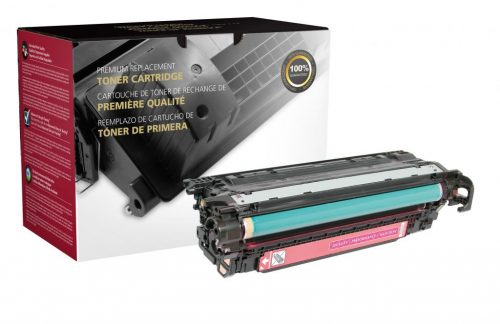 OTPG  Remanufactured Extended Yield Magenta Toner Cartridge for HP CE403A (HP 507A)