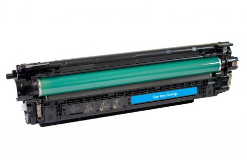 OTPG  Remanufactured Extended Yield Cyan Toner Cartridge for HP CF361X
