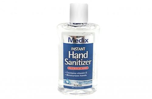 Medix Hand Sanitizer 2 fl oz (Case of 120)
