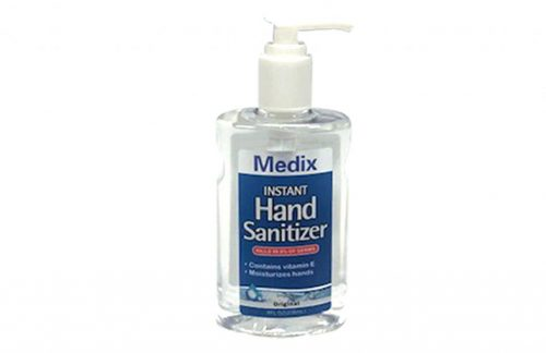 Medix Hand Sanitizer 8 fl oz Pump Cap (Case of 24)