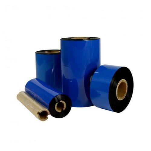 Clover Imaging Non-OEM New Enhanced Resin Ribbon 220mm x 450M (12 Ribbons/Case) for Zebra Printers