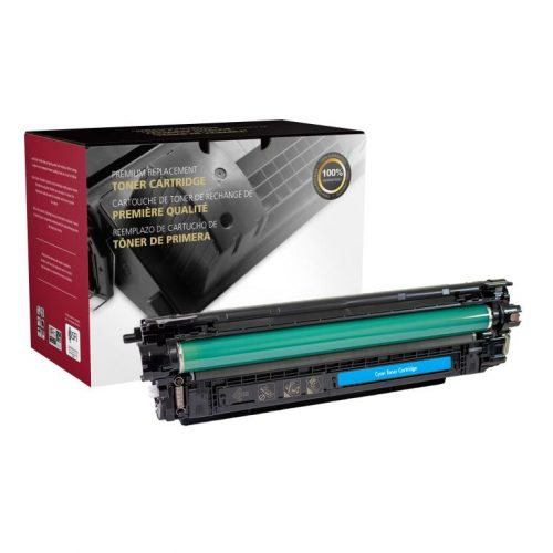 Clover Imaging Remanufactured Cyan Toner Cartridge for Canon 0458C001 (040)