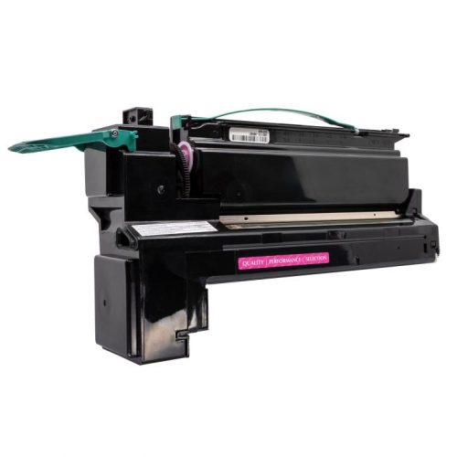 Clover Imaging Remanufactured High Yield Magenta Toner Cartridge for Lexmark C792
