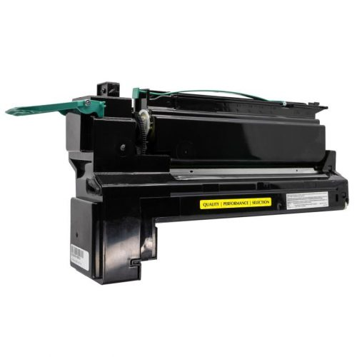 Clover Imaging Remanufactured High Yield Yellow Toner Cartridge for Lexmark C792